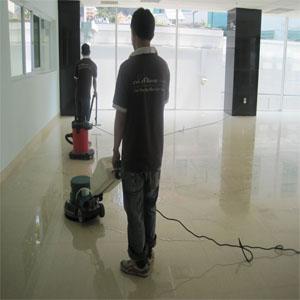 Dịch vụ vệ sinh chà sàn